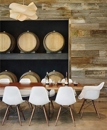 Starmont Tasting Room Interior